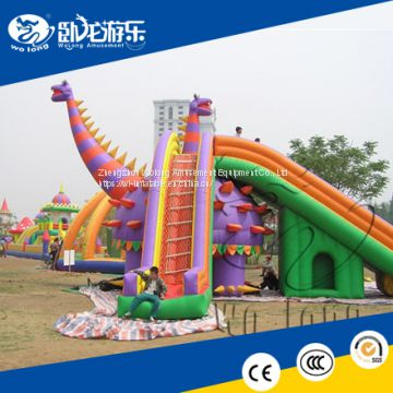 giant inflatable slide, giant inflatable water slide for adult, inflatable jumping slide