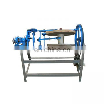 Small straw rope making machine/small rope machine/small straw rope machine 008613676938131