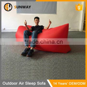 Factory Made Cheap Price Outdoor Travel Sleeping Bag Beach Sofa