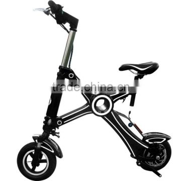 Veister CE approved 250W lightweight mini X1 type cheap folding electric bike , cheap electric dirt bikes