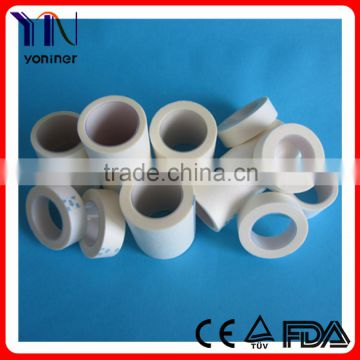Nonwoven surgical micropore medical paper tape