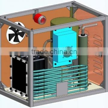 China manufacture a3000 hho generator for boiler 1020*770*1270mm