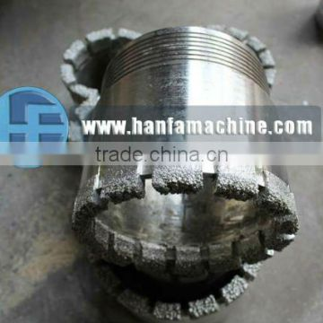 Wear parts--diamond bit for water well drilling rig