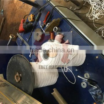 Semi Automatic Twisting And Cone Winder 100% Winding Machine
