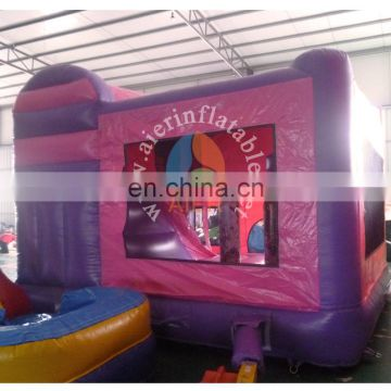 New Design inflatable sofia bouncer slide,Inexpensive slides,kids slide