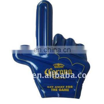 Inflatable PVC Advertising hand