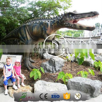 Customized Jurassic Dinosaur Lifesized Giant Dinosaur of Irritator