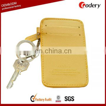 New arrival soft pvc card holder