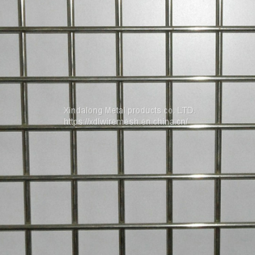 PVC Coated Square welded wire mesh/fence mesh of welded wire mesh ...