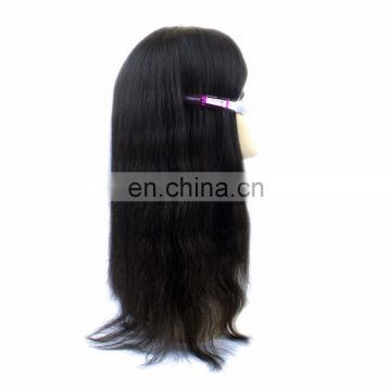 alibaba express Chines factory price human hair wig for black women