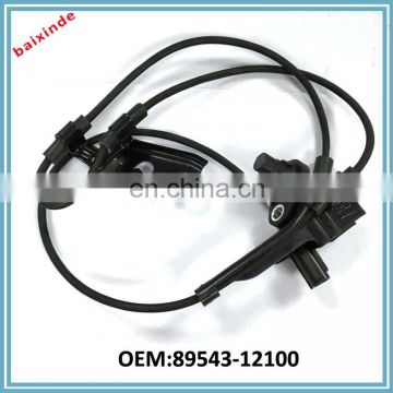 Auto Parts And Accessories Sensor ABS 89543-12100 COROLLA Car NZE141 8954312100