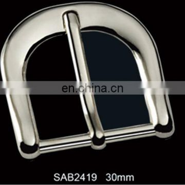 High quality metal hat buckle buckle for watch straps