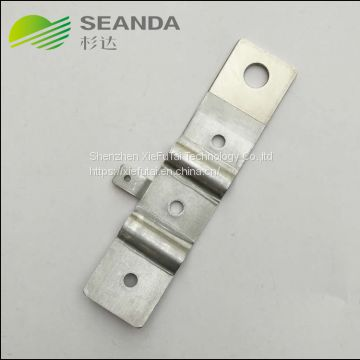 Aluminum Soft Busbar connector for power Distribution Cabinet, High voltage frequency conversion and Electric Car