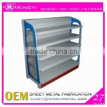 Factory direct sale metal storage shelf/strong metal storage shelf/various metal storage shelf