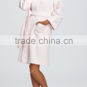 Wholesale Cosy Warm Women's Terry Bathrobe