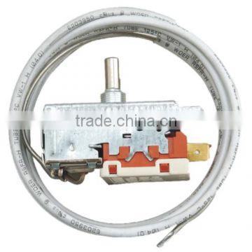 Thermostat for Refrigerator Compressor - K57-P2077(VT72) - (Ranco Type)