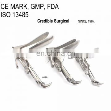German Stainless Steel Graves Speculum / Sakurai Vaginal Speculum/ All Sizes