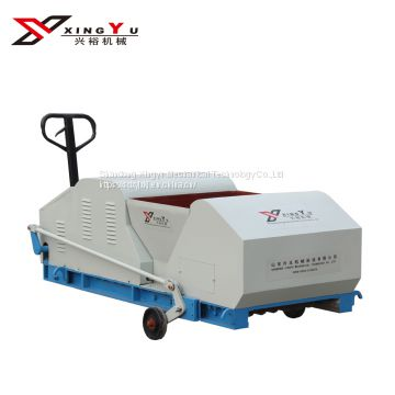 Concrete lightweight wall panel molding machine