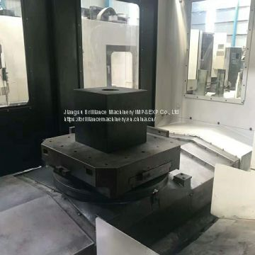 Hitachi HG630 Twin Pallet Horizontal Machining Center