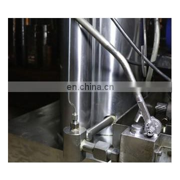 High performance oil pressure Cashew nut oil mill machinery