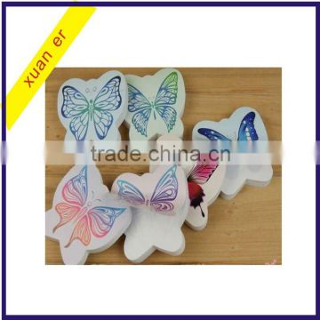 wholesale cheap custom shaped self adhesive sticky note by china school supply
