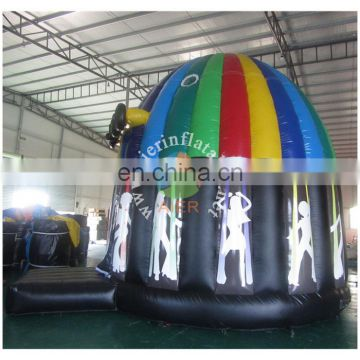 2016 Huge promotion Disco dome inflatable tent/European market standards Inflatable tent for sale