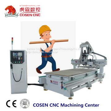 cnc wood router cutting machine