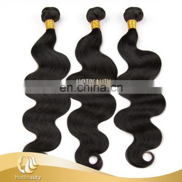 Unprocessed Brazilian Body Wave Virgin Hair Bundles 10 Inch-30 Inch In Large Stock