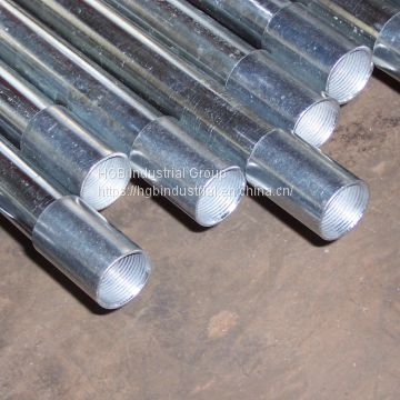 Demand exceeds supply Q195 cold rolled square tube hot dip galvanized steel Structure pipe
