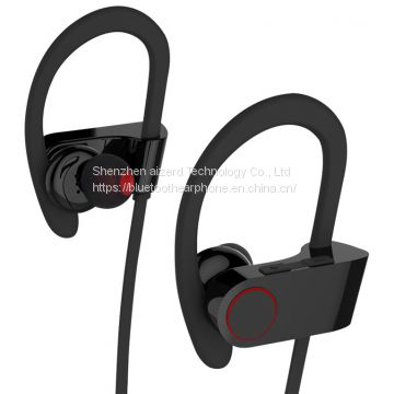 Europe standard wireless headphones earbuds bluetooth waterproof