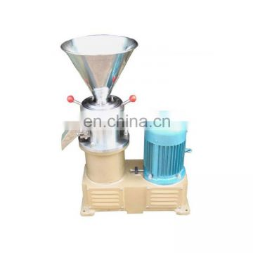 Small Scale Almond Roaster Production Line Peanut Butter Making Machine