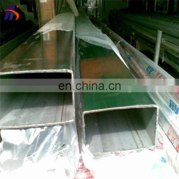2B BA stainless steel square pipe 321