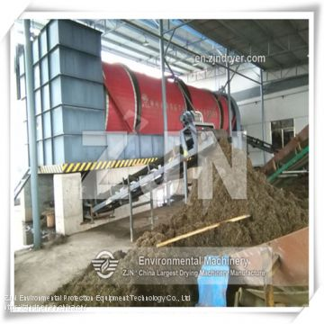 Low Power Consumption Three Drum Rotary Dryer Material	Animal Feed/ Silage Drying