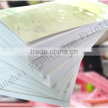 OEM cheap high quality promotional custom notepad/notepad/note book with printing your logo