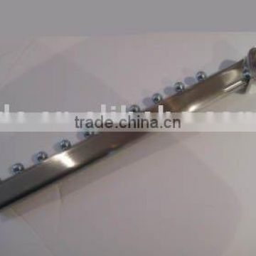 RAIL FIX SLOPING ARM 350mm