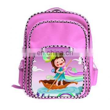 custom kids school backpack with your own design in competitive price