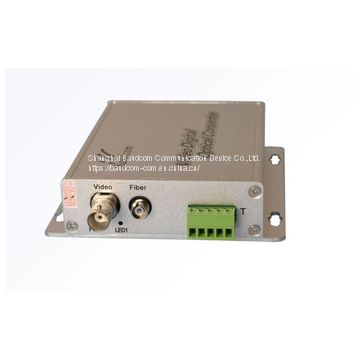 1 Channel Video fiber multiplexer