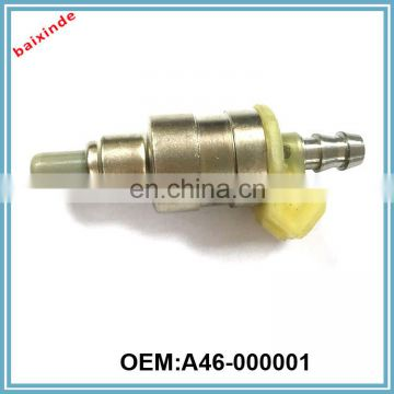 Auto spare parts car fuel injector OEM for NISSANS A46-000001 A46000001