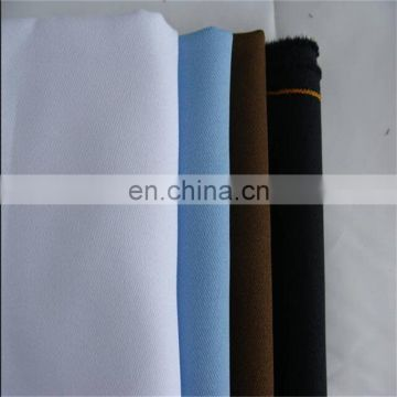 manufacturer tc 65 /35 twill fabric for workwear/suit/garment/uniform