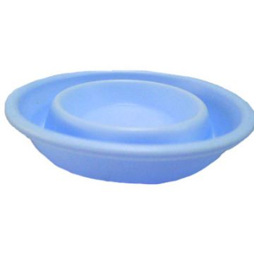 Collapsible Silicone Collapsible Cup Purple Or Gray