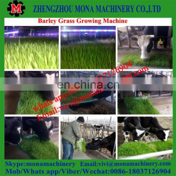 Barley Growing Machine | Seed Sprout Cultivating Machine | Bean Seed Sprout Growing Machine
