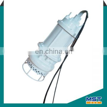 Heavy duty submersible small sand suction pump