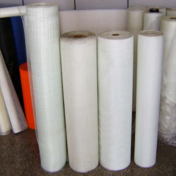 High Tensile Strength Alkali Resistant Roofing Fibreglass Mesh For Plastering