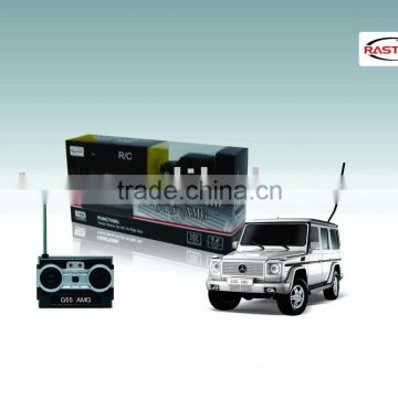 RC Car Model 1:68 Mercedes Benz G55(29400-1)