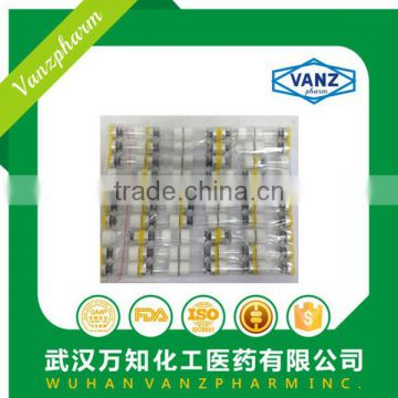 peptides product 98% pure N-acetyl Semax and Semax lyophilized