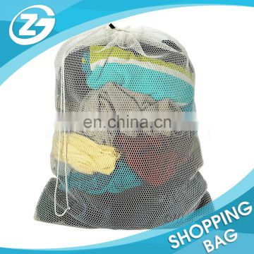 OEM Factory Big or Small Capacity Household Promotional Reusable Custom Laundry Mesh Bag