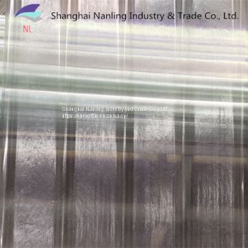 Shanghai factory direct selling FRP lighting roof tile