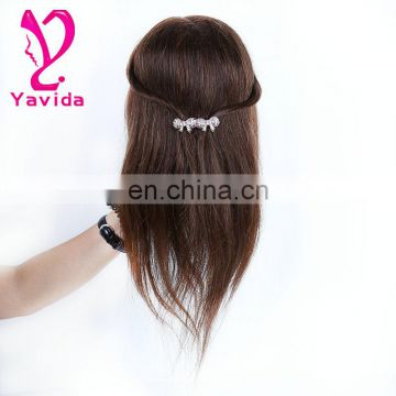 100% Human Hair Training head,Wig Display Head, Mannequine
