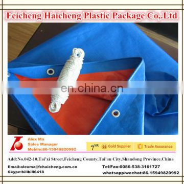 disposable weather resistant pe tarp tarpaulin