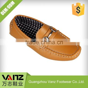 OEM ODM Quality Assured Fashion Leather Leather Loafer Shoes Casual Shoes